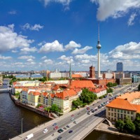 Skyline Berlin - Bild Copyright by Marcus Klepper - Fotolia