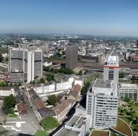 Gebäude in Essen