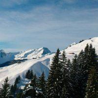 Schnee in Fieberbrunn