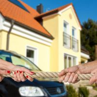 Scheidungskrieg ums Haus