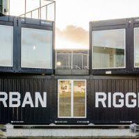 Tiny House - Container-Anlage für Studenten in Hamburg